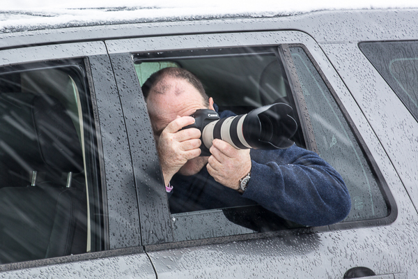 Drive by Shooting - Image Courtesy of ©John Birch 2013